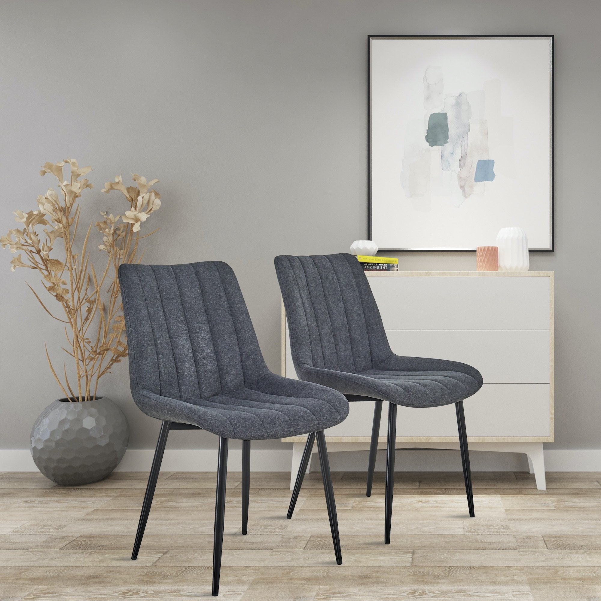 Brooks Dining Chair (Set of 4)