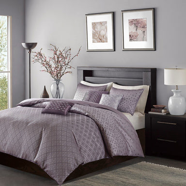 Biloxi 6 Piece Duvet Cover Set.