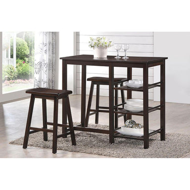 Astrid Counter Height Table Set (3-Piece).