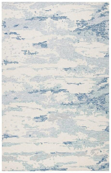 Abstract Collection ABT465A Wool Rug