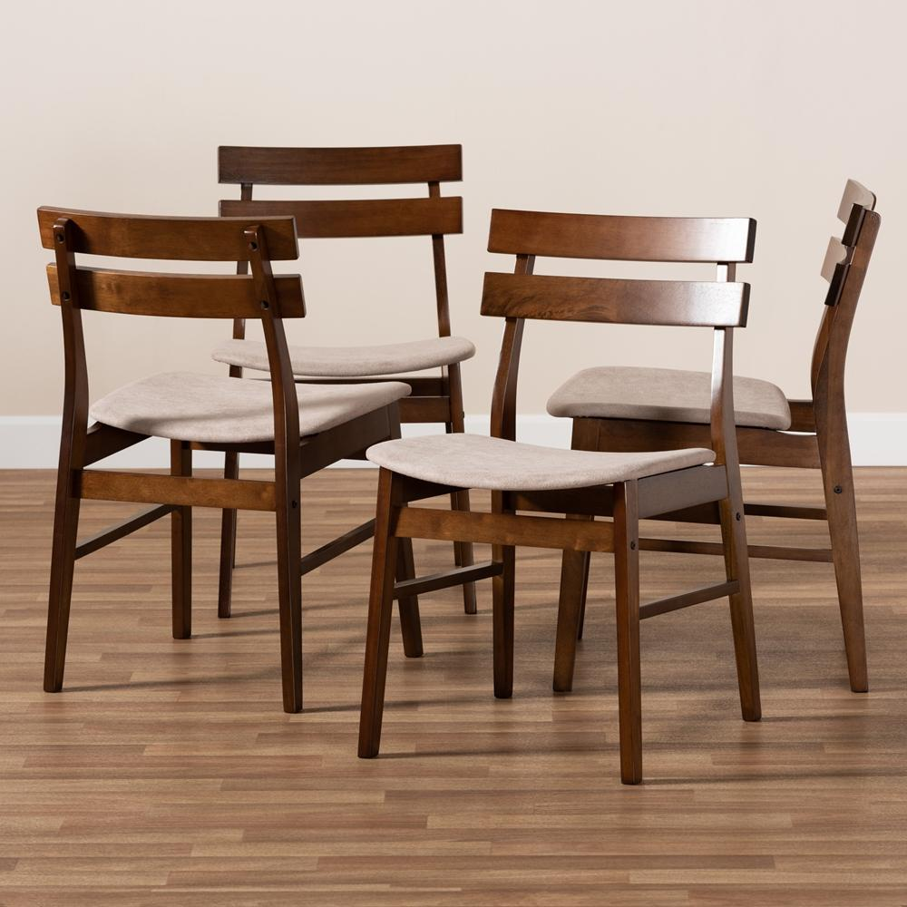 Danica Upholstered Chair (Set of 4).