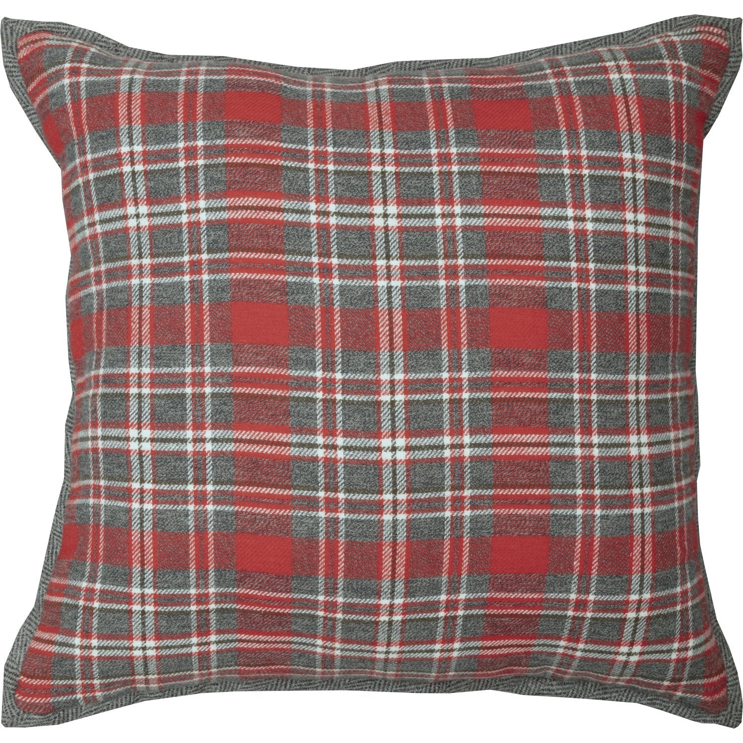 Anderson Plaid Pillow.