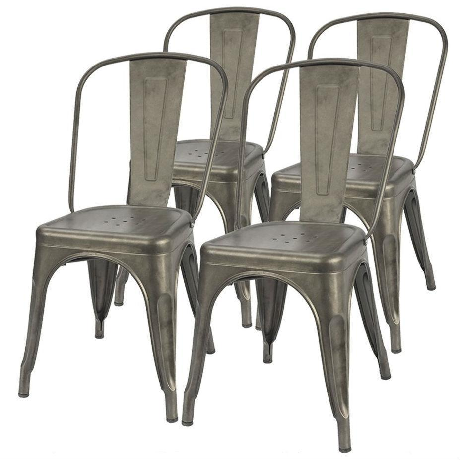 Baines Dining Chair (Set of 4)