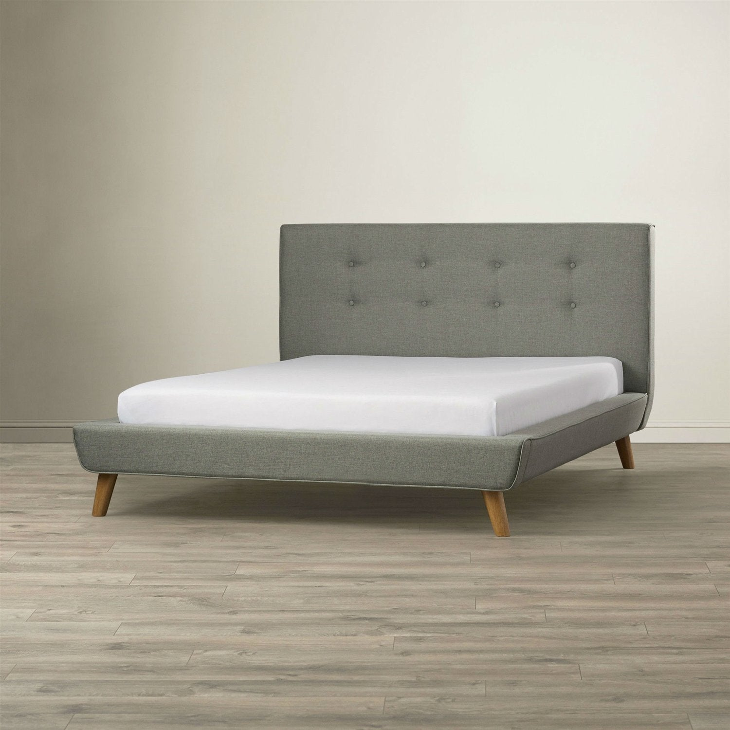 Eiddwen Platform Bed Queen Size