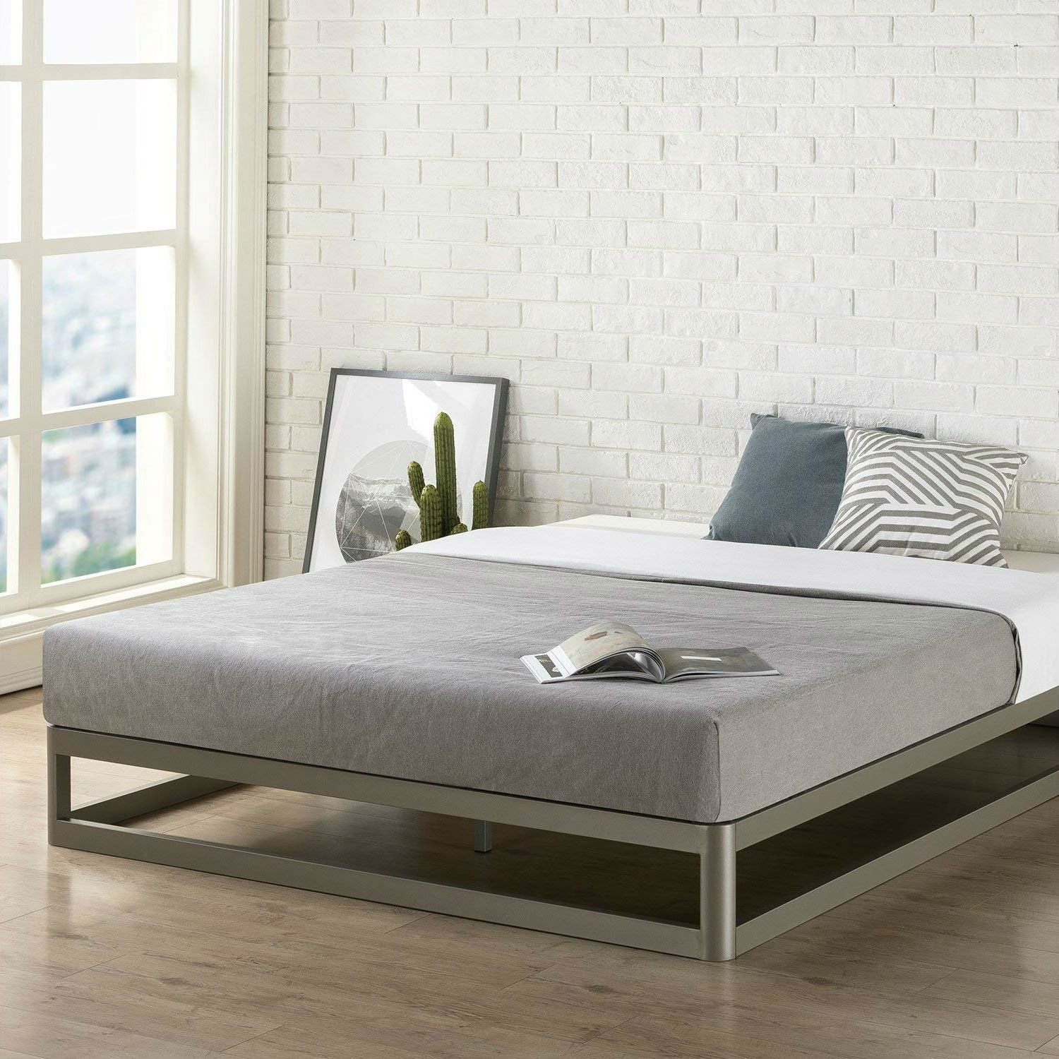 Edris Platform Bed Frame.