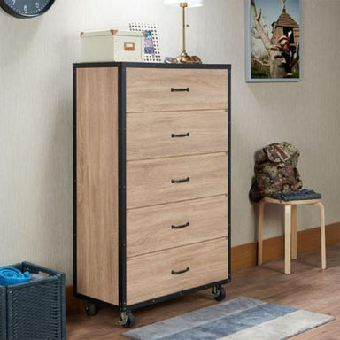 Hart 5-Drawer Chest.