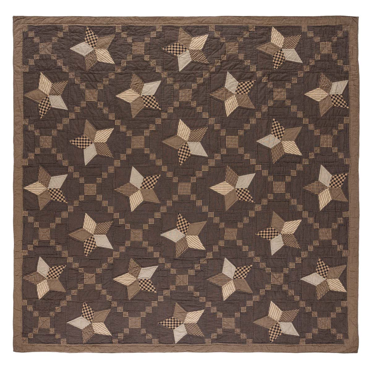 Farmhouse Star Quilt.