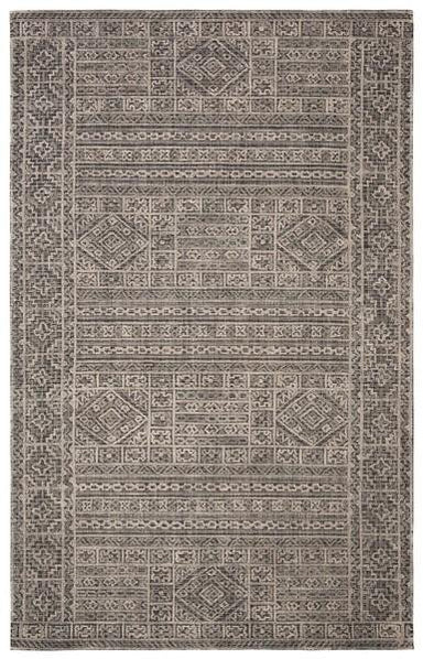 Abstract Collection ABT967F Wool Rug.