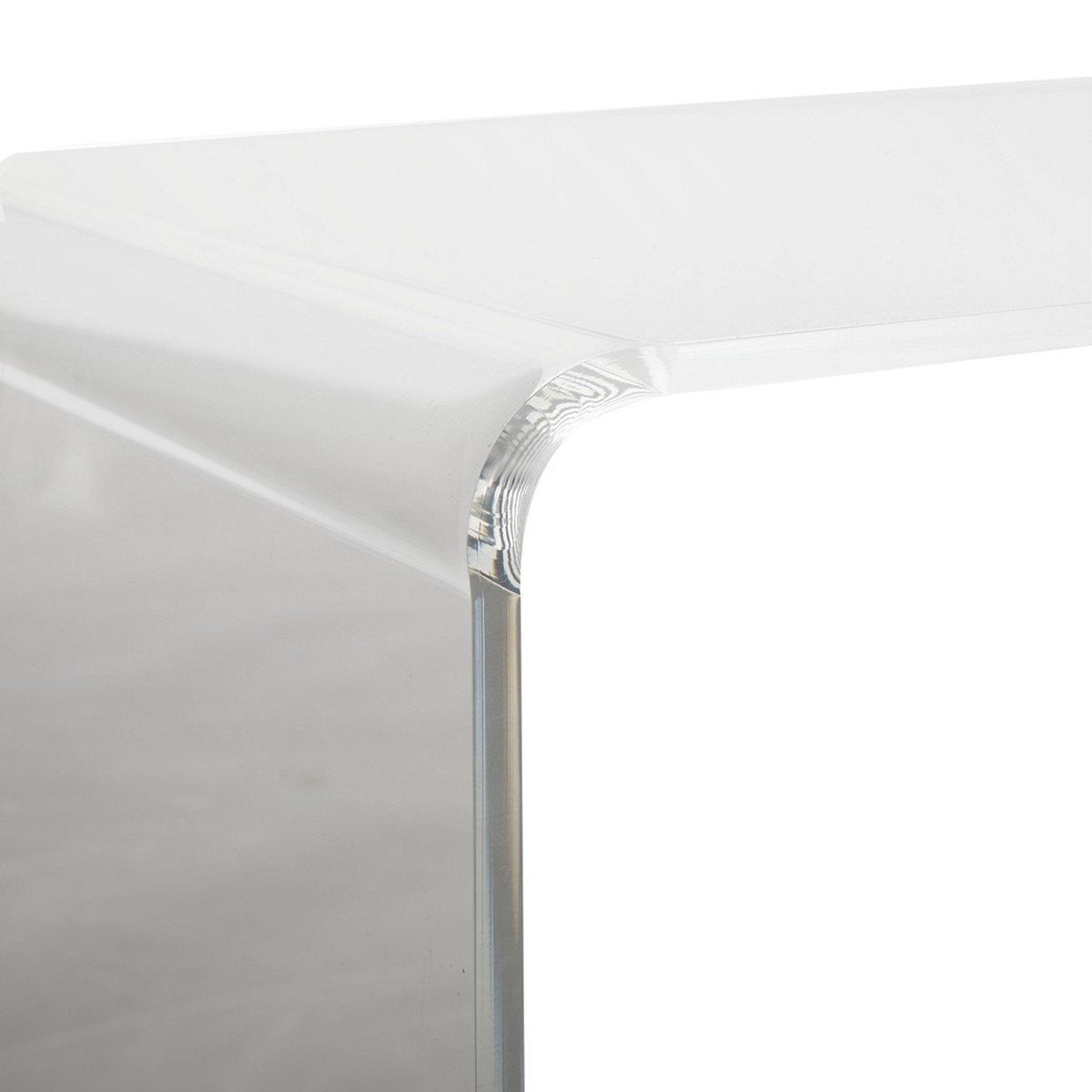 Atka Acrylic Coffee Table.