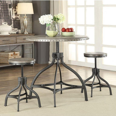 Alwine Counter Height Table Set (3-Piece).