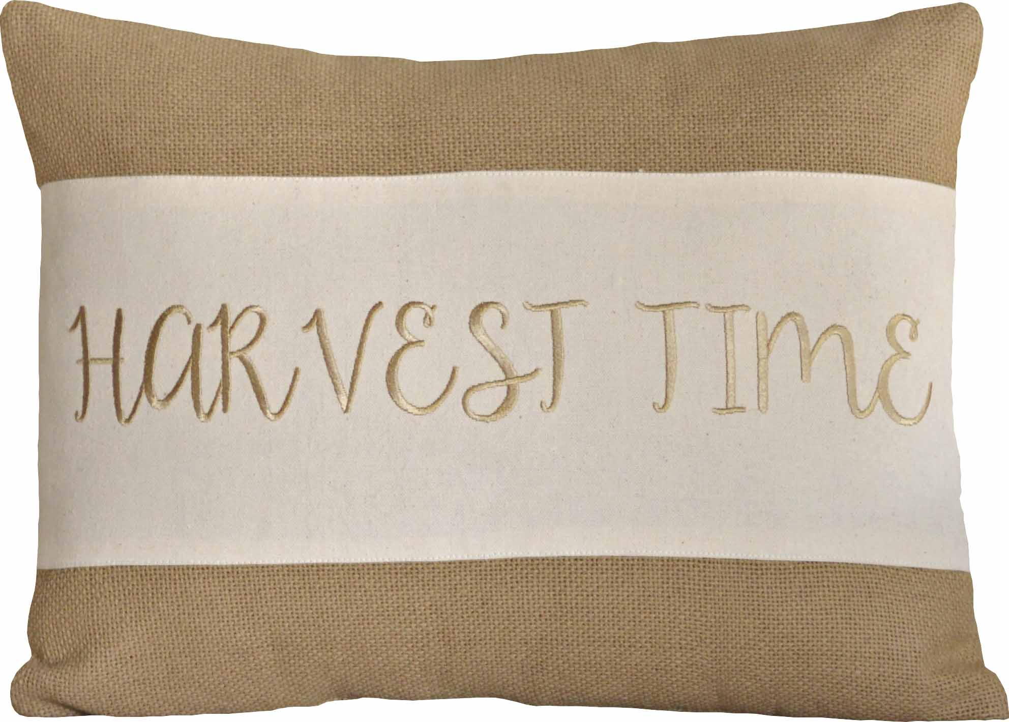 Harvest Time Pillow