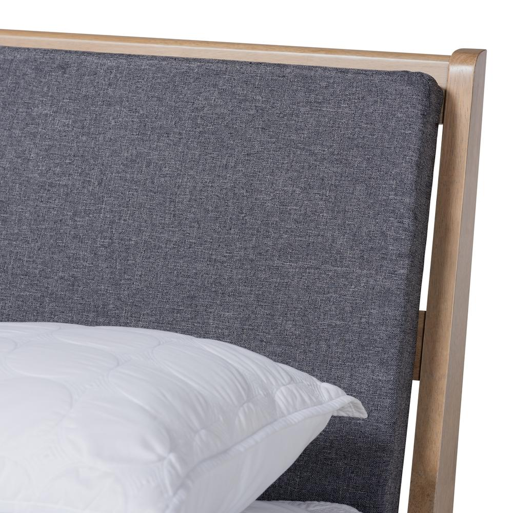 Turner Fabric Upholstered Bed