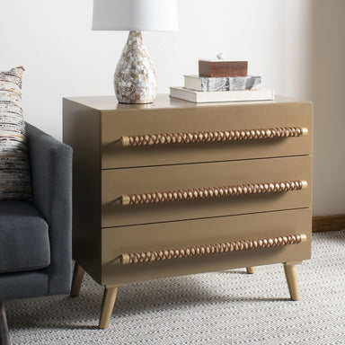 Raquel 3 Drawer Chest.
