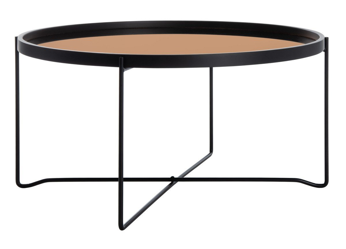 Ruby Round Tray Top Coffee Table.