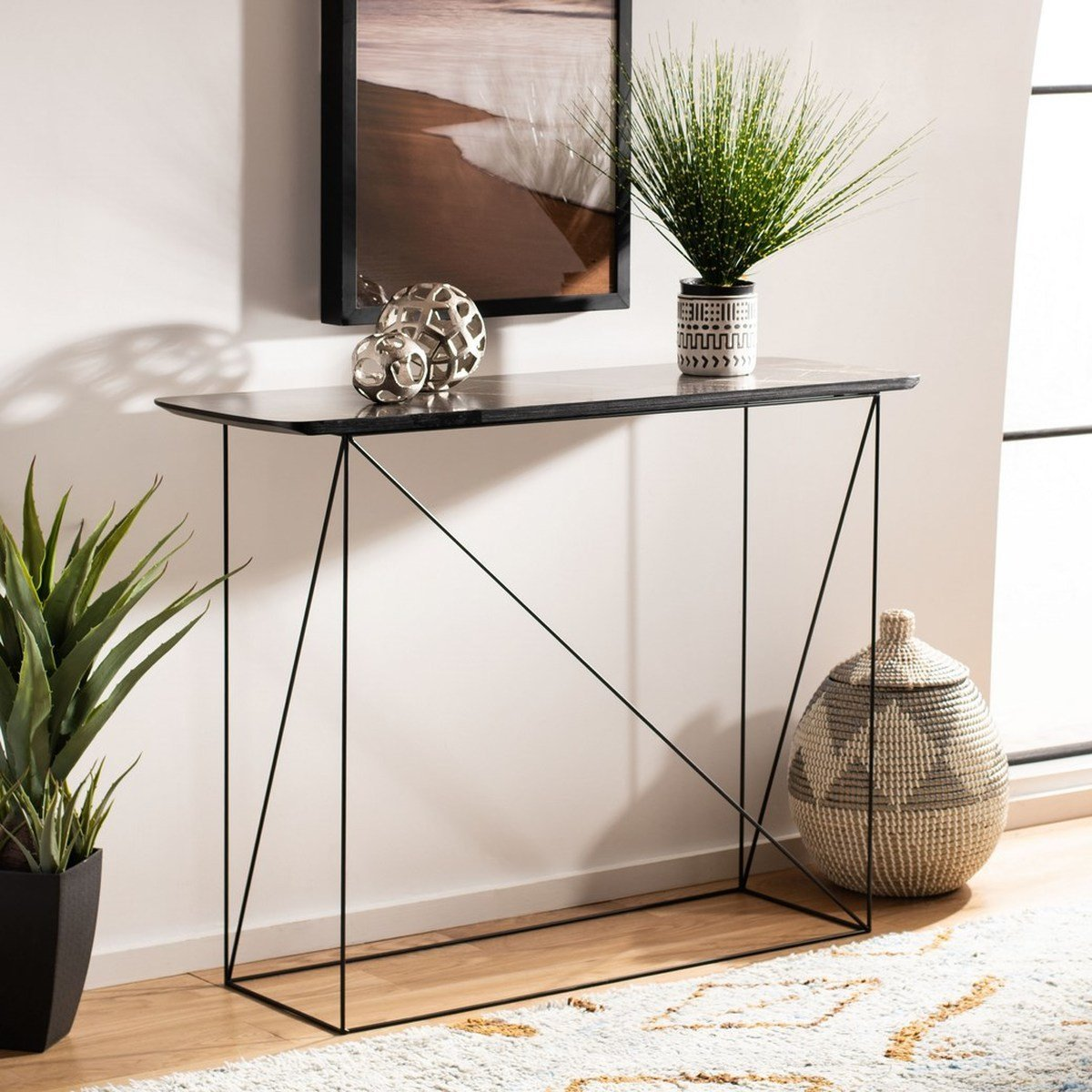 Rylee Rectangle Console Table.