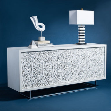 Salvatore Hand Carved Sideboard