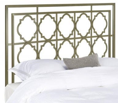 Silva Queen Metal Headboard.