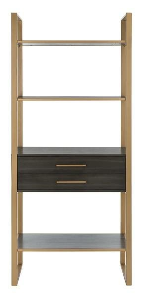 Skylar 4 Tier 1 Drawer Etagere.