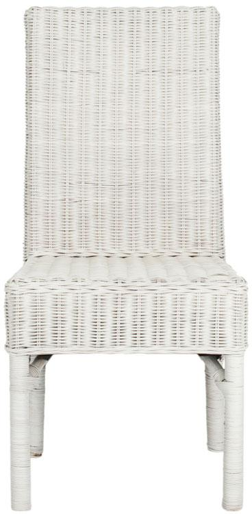 "Sommerset 18""H Rattan Side Chair (Set of 2)"
