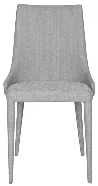 "Summerset 19""H Linen Side Chair (Set of 2)"