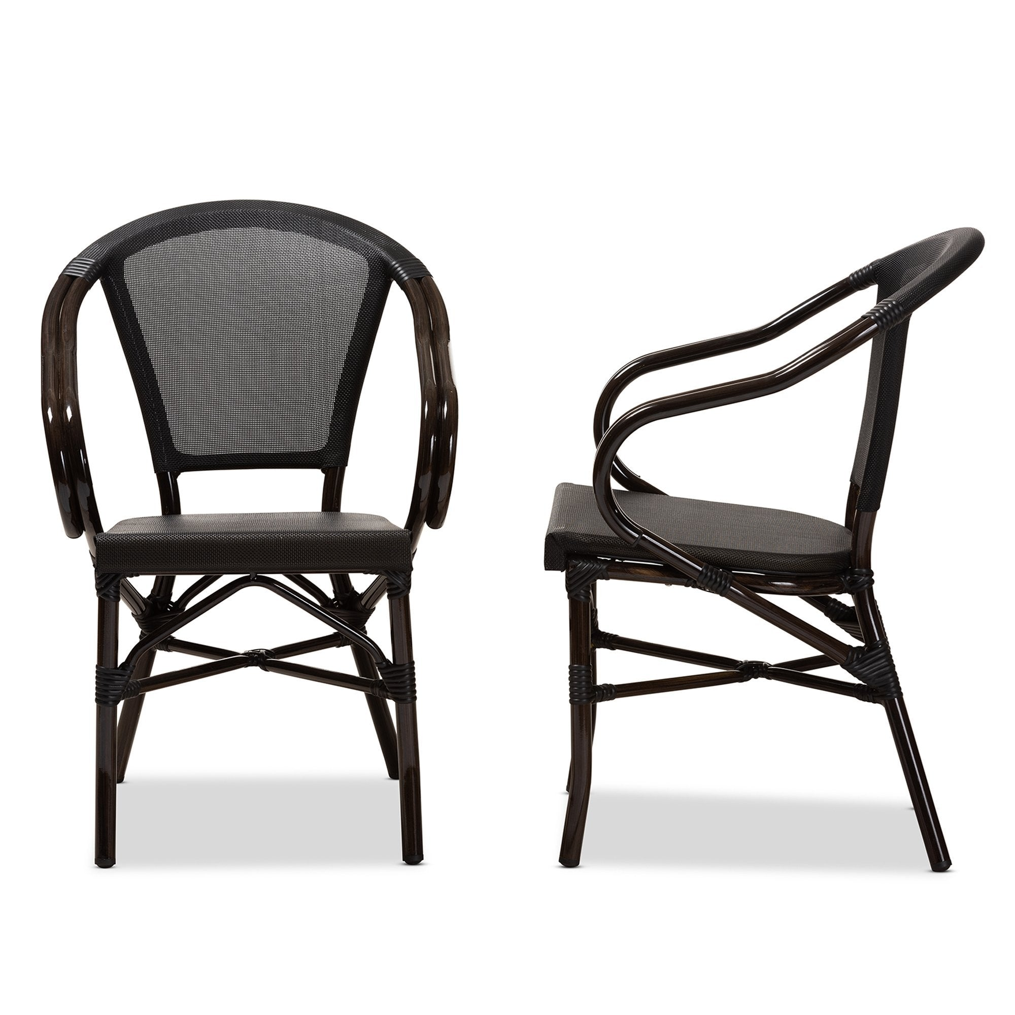 Travis Patio Dining Chair (Set of 2)