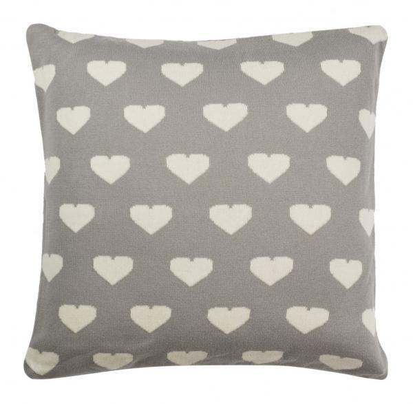 Truelove Knit Pillow.