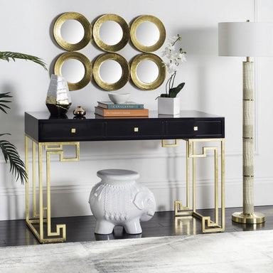 Valeria Lacquer Writing Desk.