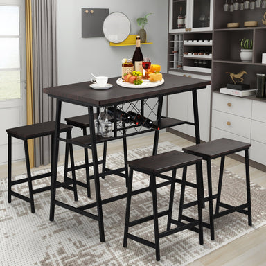 Wallace Counter Height Table Set.