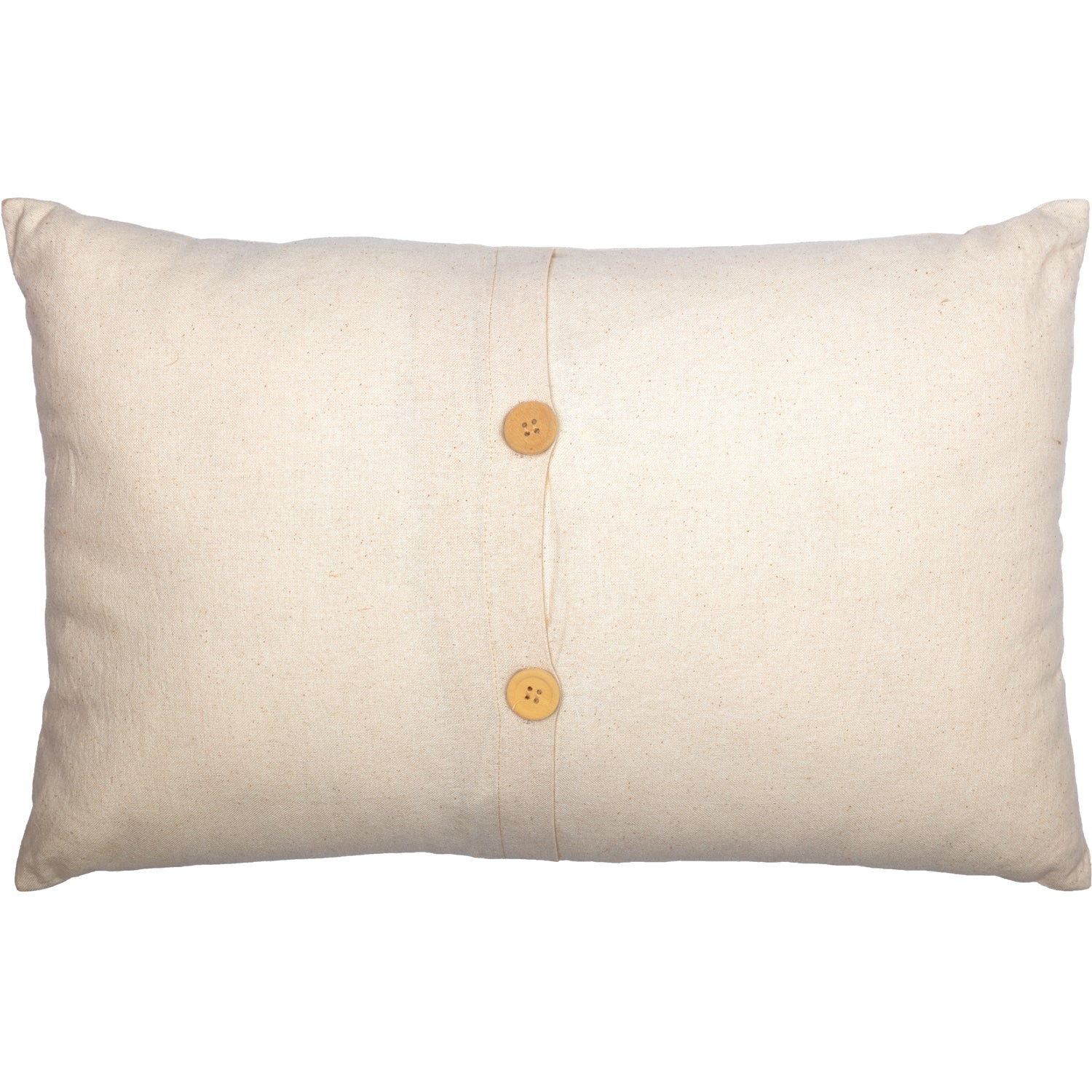 Casement Natural Love You to the Moon and Back Pillow.