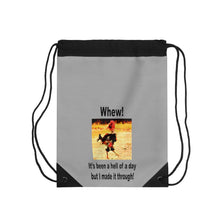 Load image into Gallery viewer, Rooster Drawstring Bag