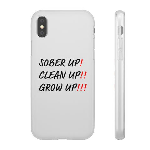 Sober Up Phone Case