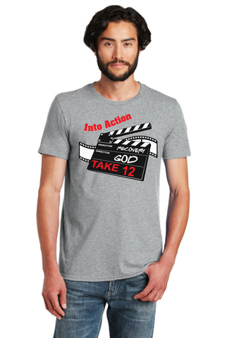 Into Action Tee