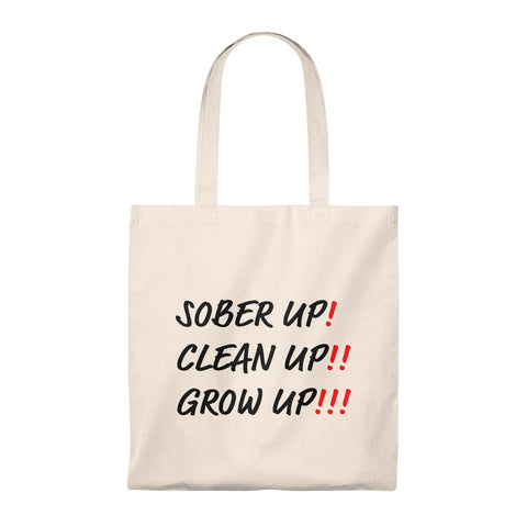 Sober Up Tote