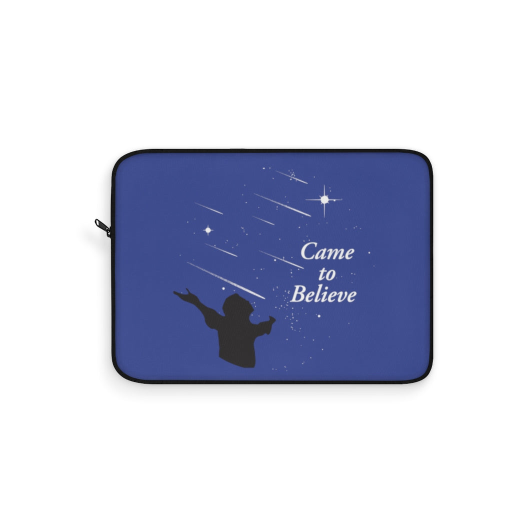 Came To Believe Laptop Sleeve