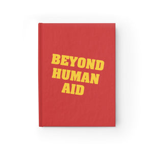 Beyond Human Aid Journal - Blank