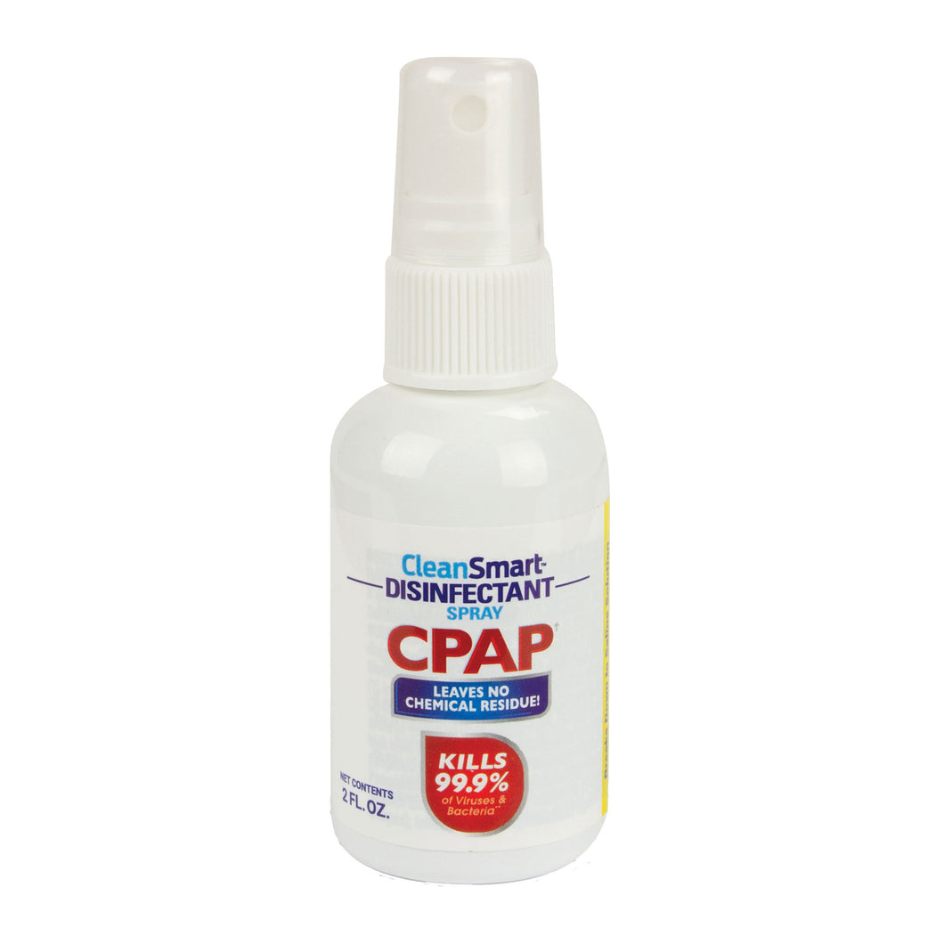 CleanSmart Disinfectant Cpap Spray 2oz Travel Size