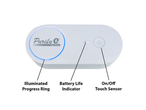 Purify O3 Elite Cpap Cleaner