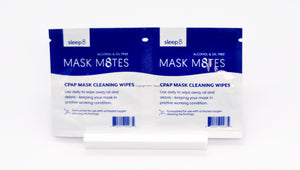 Sleep8 Mask M8tes Travel Cpap Wipes