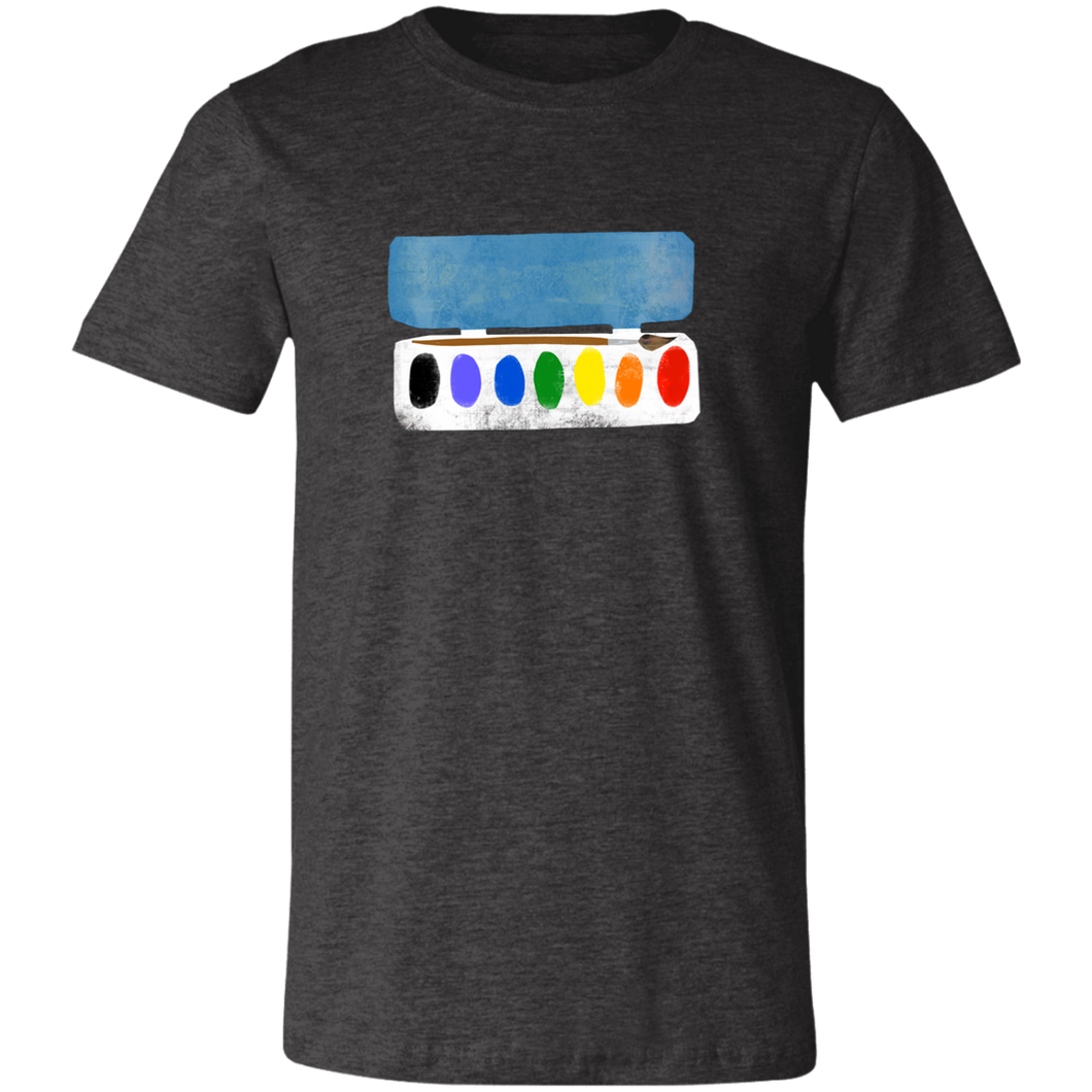 Paint Box / Infinite Possibility - the unisex tee