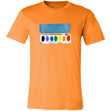 Load image into Gallery viewer, Paint Box / Infinite Possibility - the unisex tee