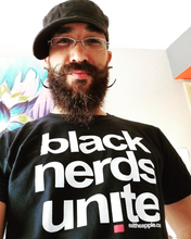 Load image into Gallery viewer, Black Nerds Unite - the unisex tee