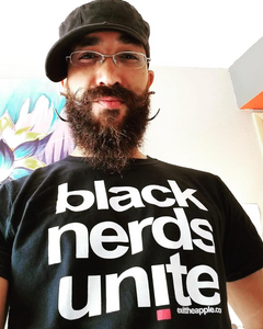 Black Nerds Unite - the unisex tee