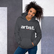 Load image into Gallery viewer, ARTIST Unisex Hoodie