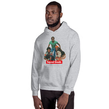 Load image into Gallery viewer, What's Happening? - Squad Goals Hooded Sweatshirt