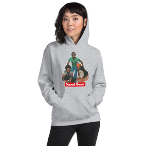 What's Happening? - Squad Goals Hooded Sweatshirt