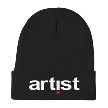 "Load image into Gallery viewer, ""Artist"" Knit Beanie"
