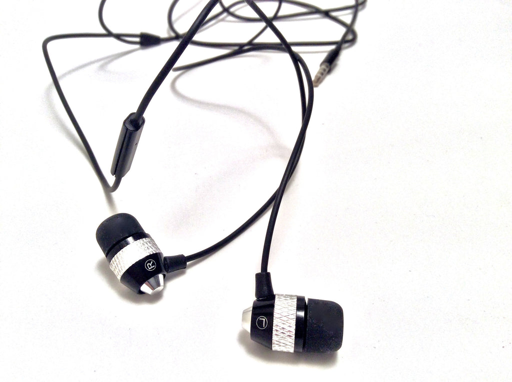 Cheap Earbuds Review: Fashion Bullet Metal In-Ear