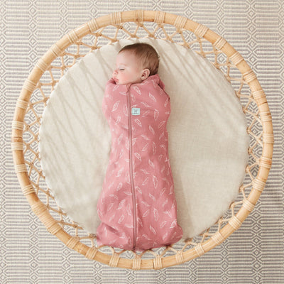 Cocoon Swaddle Bag 1.0 tog (Quill)
