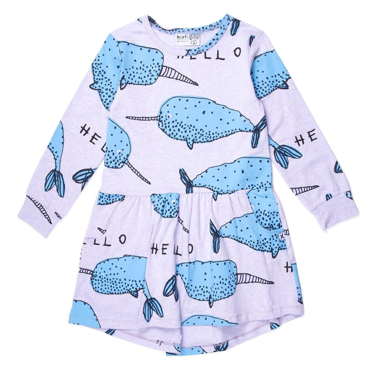 Narwhals Dress