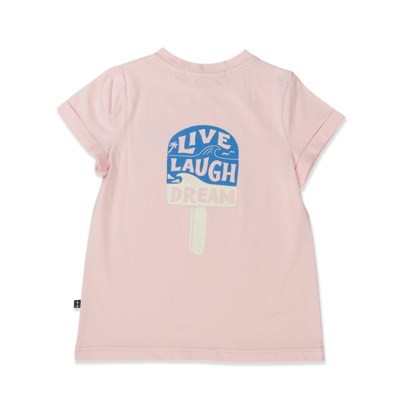 Live Laugh Dream Tee